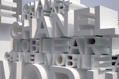 CHANEL Mobile Art