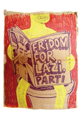 """Freedom for Lazy People"""