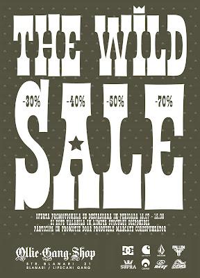 Wild @ Ollie Gang Shop