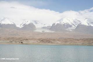 XinJian glacier