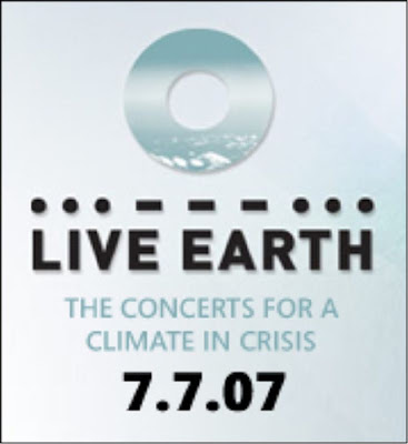 live earth SOS
