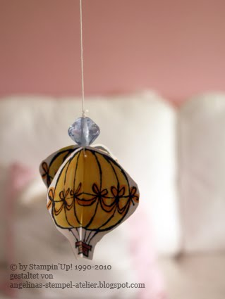 angelinas stempel atelier hei luftballon mobile. Black Bedroom Furniture Sets. Home Design Ideas