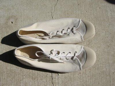 Vintage Tennis Shoe 14