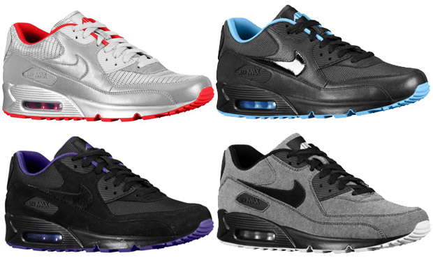 low priced 185fe 641af Air Max 90 Attack Pack
