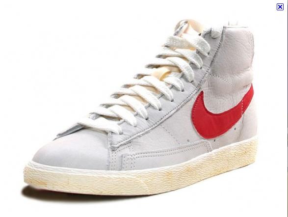 Epta  Nike blazer high vintage limited edition  e5e69885dc7