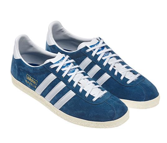 Le scarpe Adidas Gazelle sono l emblema della grande moda retrò 086d2498ac0