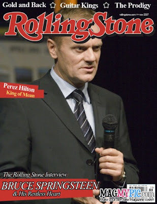 Tusk w RollingStone