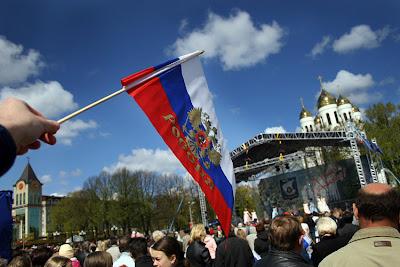 Rossija - flaga