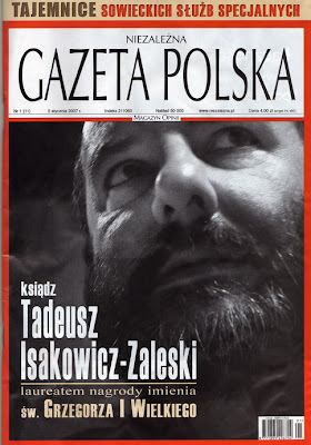 Isakowicz-Zaleski Niezależna Gazeta Polska