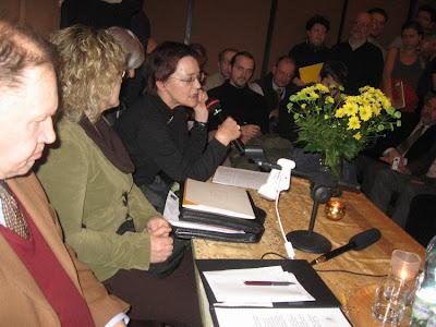 Debata TONZ - piwnice pod Pałacem Saskim