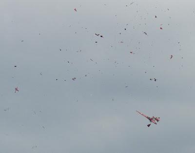 Zderzenie samolotów akrobacyjnych w Radomiu