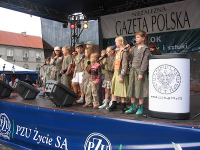 Koncert Polskie śpiewanie