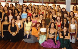 "Taller de ""Técnicas fundamentales del Belly Dance"" con Ansuya Rathor"
