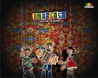 Imagem de Divulgação do São João de Amargosa 2008