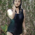 Kirthi Chawla in bikini dress