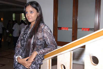 Actress Chandni Stills in Siddu +2 First attempt