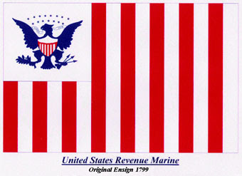 1799 Revenue Ensign