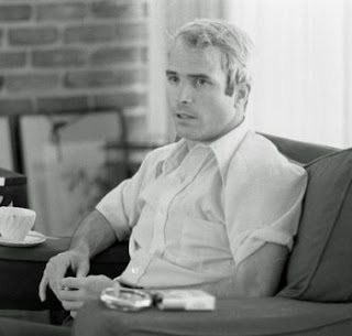 McCain giving interview in April, 1974