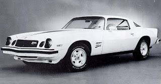 A 1977 Camaro. Sigh.
