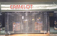 When Camelot closed their old location, it looked an awful lot like this...