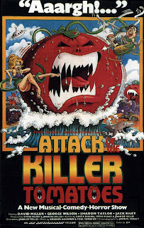 Attack Of The Killer Tomatoes. Robbed at the Oscars the following year.