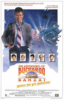 One of the unsung greats: Buckaroo Banzai