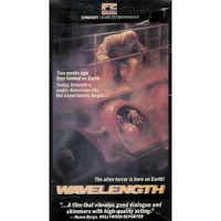 Wavelength VHS artwork