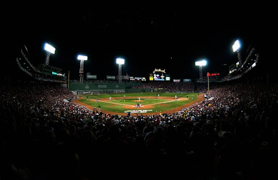 Fenway Park. Damn that place to hell.