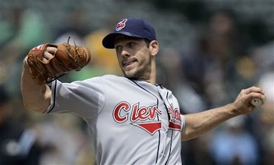 The newly re-christned Mr. Cliff Lee in what looks like 2005 form.