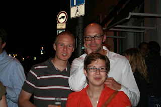 Heiko, Plömi und ich