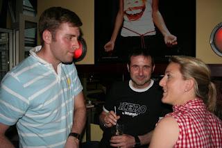 Jerome, Dirk und Eva