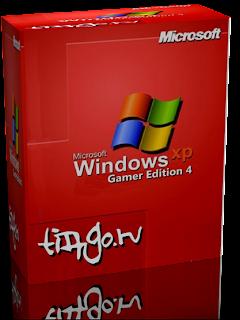 Windows Gamer XP Versão 4 Pt Br