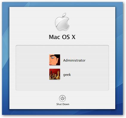 cara ubah tampilan windows xp menjadi mac os
