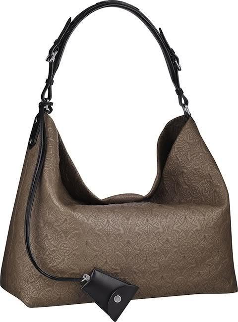 a7f7d48273f5 Louis Vuitton Antheia Hobo - Handmade Reviews