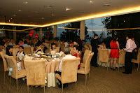 Wedding Dinner & Solemnisation of my old friend at Seafood Villa Galleria, Labrador Park