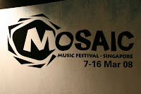 MOSAIC Music Festival 2008
