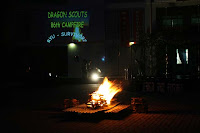 Dragon Scout Group 86th Campfire