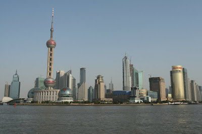 Shanghai Holiday Day 1 ~ 30th January 2007