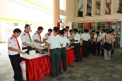 Founder's Day Investiture Ceremony – 3rd March 2007