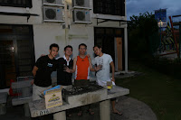 Colleagues Outing @ Costa Sands Downtown East ~ 30th August 2007