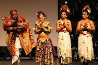 Balinese Dances Performances in Singapore