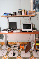 Upcoming Posts + Photos of my New Working Desk & Books Collection