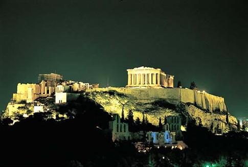 Grécia Antiga - berço de Heródoto,  casa da História...