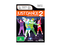Review : Nintendo Wii - Just Dance 2