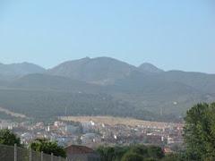 Vista panorámica desde La Vega