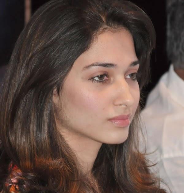 Tamanna In Saree In Rebel: Thamanna Beauty Face Photos