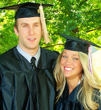Graduation 2007- the boyfriend & i