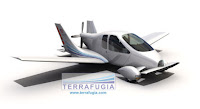 Flying car by Terrafugia
