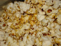 sweet cheat popcorn