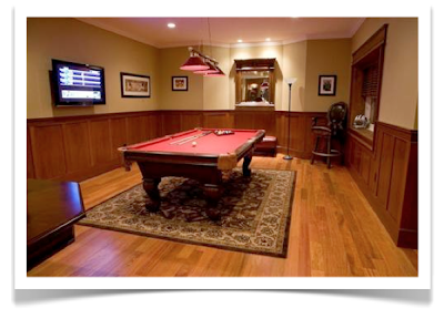 a color specialist in charlotte man cave colors